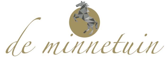 Logo De Minnetuin b&b Wachtebeke
